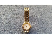 Women Quartz Watch, Stainless Steel, Gold & Silver Colour, Good condition, Contact me asap,Cheap £10