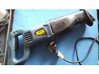 POWER CRAFT 230 volt reciprocating saw