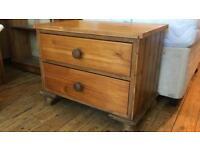 Antique SOLD PINE chest of drawers VINTAGE shabby chic