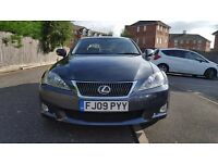 LEXUS IS 220 D 2009 Excellent condition