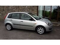 Ford Fiesta 1.25 Style 5dr, Perfect Condition, New MOT, Low Mileage, Full Service History
