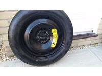 Ford Mondeo Spacesaver Wheel