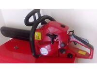 38cc petrol chainaw 14in bar