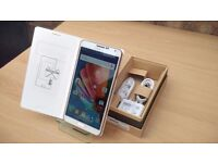 SAMSUNG GALAXY GALAXY NOTE 3 SM-N9005 32GB GOLD & WHITE IMMACULATE CONDITION!
