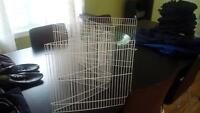 hamster play cage