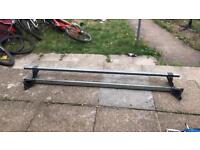 Roof bars for ford transit