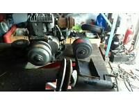 Briggs and Stratton 8 hp engine from a Clarke buggy