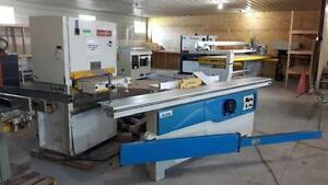 FOR SALE! Woodworking Machinery - Edgebanders, Sanders, Saws, Routers and More!