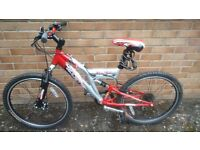 Children's Bike, for age 9-12 approx