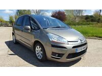 2008 Citroen C4 Picasso 2.0 HDi Exclusive 5dr Full Service History New MOT HPI Clear