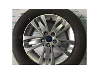 FORD S-MAX 2010-2015 ALLOY WHEEL R16 WITH 5.2 MM TYRE BT11-4