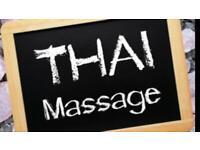 Thai masseuse wanted