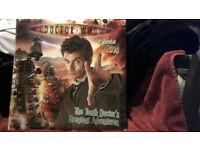 Dr Who Calandar 2010