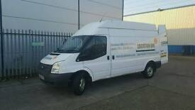 Ford transit 2012 lwb high roof No Vat