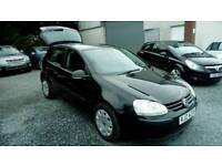 07 Vw Golf Diesel 5 door P/History Clean car great Driver can Be seen ANYTIME