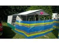 Conway corniche Le trailer tent