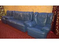 Sofa - 1 Large and 2 Small