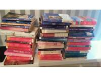 51 Books - Mainly Romances