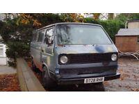 Vw 1986 T25 1.9 Diesel