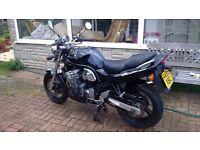 Suzuki Bandit 600cc Low Mileage in Black