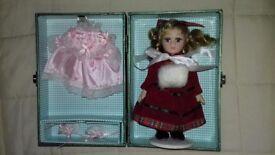 Atlas Editions Victoria Porcelain doll for sale