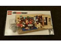 LEGO Big bang theory *NEW*
