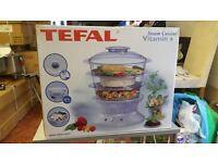 Tefal stweam cooker
