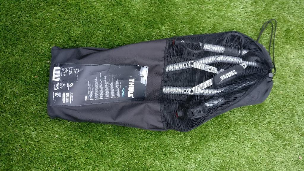 Thule 970 express 2 bike towball carrier