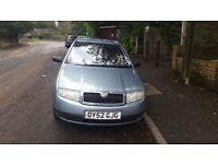 SKODA FABIA 1.4 MPI £799 ONO GREAT CAR ....GREAT CONDITION