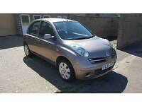 Nissan Micra 2005 77k miles full service history