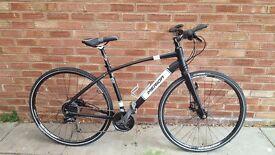 Mens Hybrid Bike Merida Crossway Urban 100 - Excellent Condition - REDUCED Road Mountain
