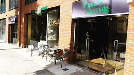 Patisserie Operations - Barista/Waiting Staff – Luxury Retail – West London - Mornings