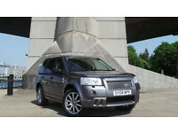 2008 08 LAND ROVER FREELANDER 2.2 TD4 HST AUTO(PART EX WELCOME)***FINANCE AVAILABLE**
