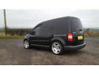 VW CADDY FACELIFT MODDED TDi RARE TAILGATE.....NO VAT....MAY SWAP P/X CAR/4x4/VITO WHY
