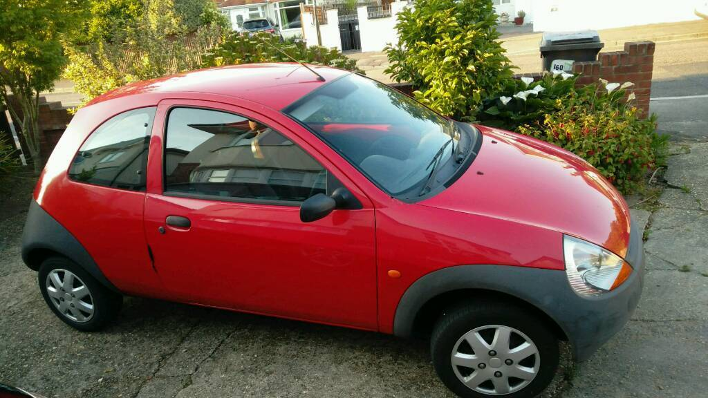 Ford Ka  Red Spares Repairs