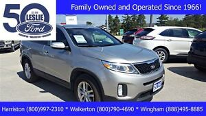 2014 Kia Sorento LX | All Wheel Drive | Local Trade