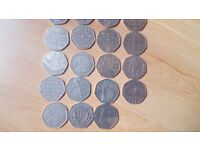 Kew gardens 50p full collection