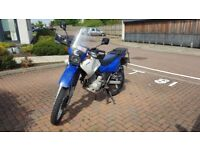 Yamaha XT600E 2003 - Adventure Modifications