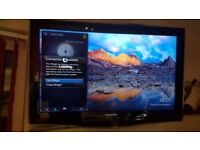 "TV Samsung 32"" LCD Full HD 1080p Digital Freeview - can deliver"