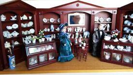 Dolls House Emporium - Victorian Shop Display - Unique Item - Large number of individual pieces