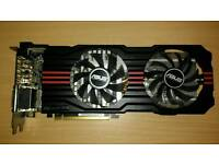 Asus HD 7850 2GB GDDR5 graphics card