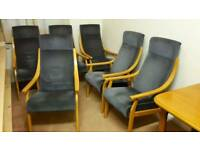 9 Waiting Room Chairs