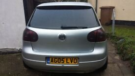 VW Golf 2.0Tdi NonRunner sold as Spares