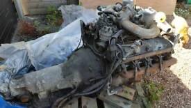 Rolls Royce Shadow1 engine