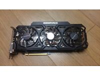 Gigabyte GeForce GTX 770 (4096 MB) (GV-N770OC-4GD) Graphics Card
