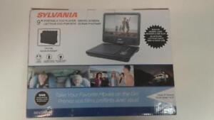 Sylvania Portable DVD Player (1) (#51985) (OR101481) We Sell New and Used Electronics!