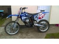 Yz450f 05 + kx250 98