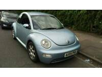 VW Bettle 2005 2.0 Litre Manual