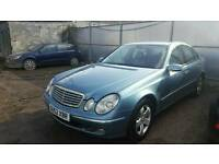 Mercedes E270 CDI - 2002 - Good condition! 1750£ Quick sale 1750£ !!!