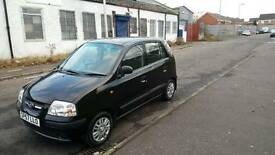 Hyundai 1.1,57plate petrol,67thousand miles,full year mot